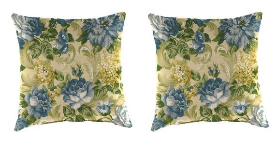 Spun Poly Toss Pillows, 20-in, 2-pk Product image