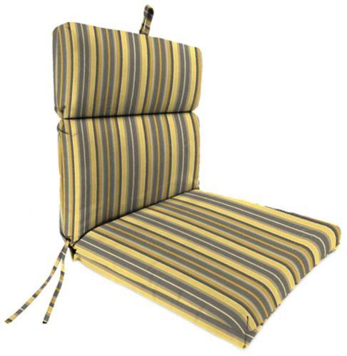 Coussin de fauteuil à dîner Sunbrella