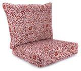 Woven-Olefin Deep Seat Chair Cushion, 2-pc   Tripelnull