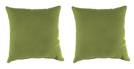 Woven-Olefin Toss Pillows, 20-in, 2-pk Product image