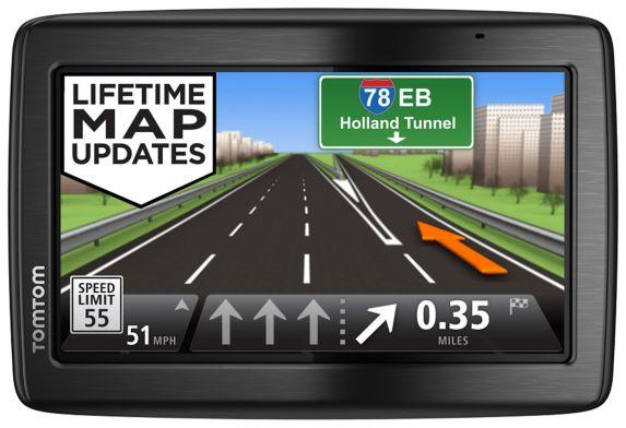 TomTom VIA 1505M WTE Car GPS, 5-in