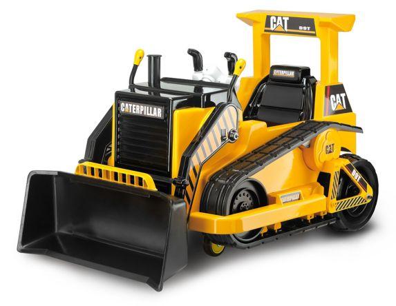 KidTrax 12V CAT D9 Bulldozer Ride On