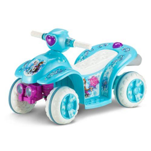 Jouet-porteur quad pour bambin KidTrax Disney La Reine des neiges, 6 V