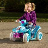 Jouet-porteur quad pour bambin KidTrax Disney La Reine des neiges, 6 V | Disney Frozennull