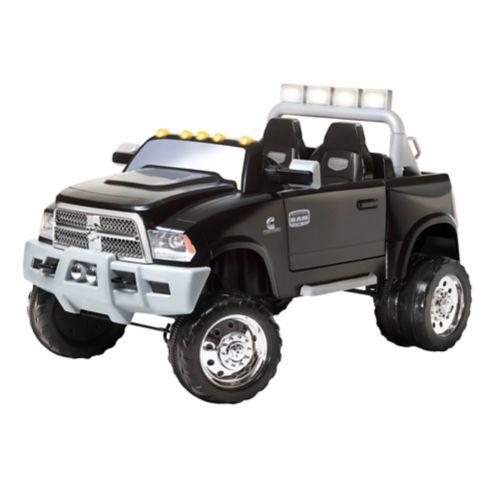 KidTrax 12V Dodge 3500 RAM Dually Ride On Product image