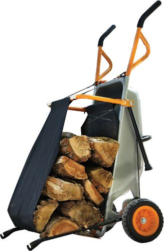 Wood Hauler for Worx Aerocart