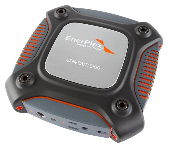 Enerplex Generatr 100 Portable Solar Powered Generator Product image