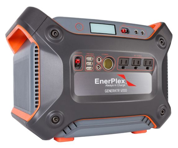 Enerplex Generatr 1200 Portable Solar Powered Generator