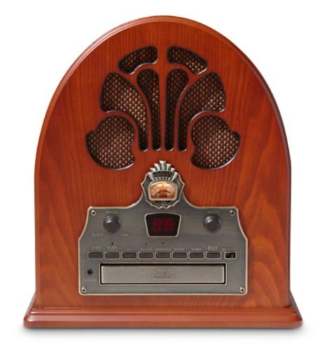 Radio lecteur de CD Crosley Cathedral