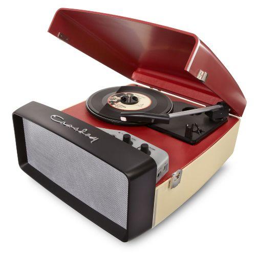 Crosley Collegiate Portable Turntable