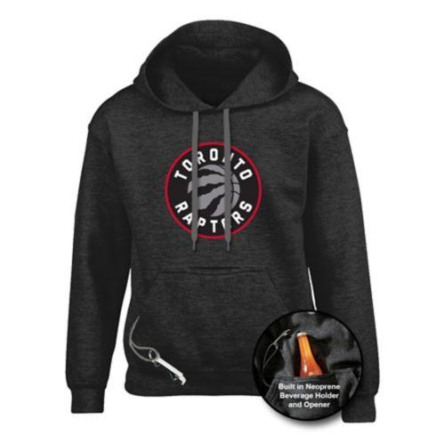 Toronto Raptors Tailgate Hoody, Black Product image