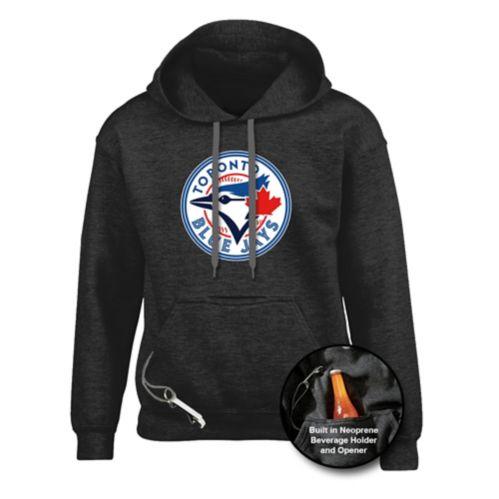 Toronto Blue Jays Tailgate Hoody, Black Product image