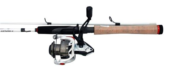 Quantum Accurist 25-Size Spinning Combo Rod, 6.6-ft