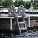 Dock Edge 4-Step Standoff Roto Ladder | Dock Edgenull