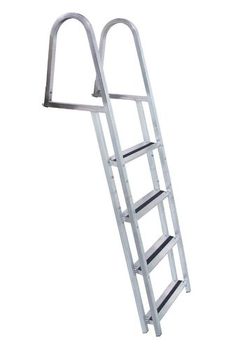 Dock Edge 4-Step Stand Off Aluminum Ladder Product image