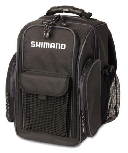 Shimano Blackmoon Fishing Backpack, Black
