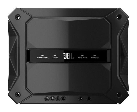 Amplificateur pour voiture Bluetooth à 2 canaux JBL GTR-102