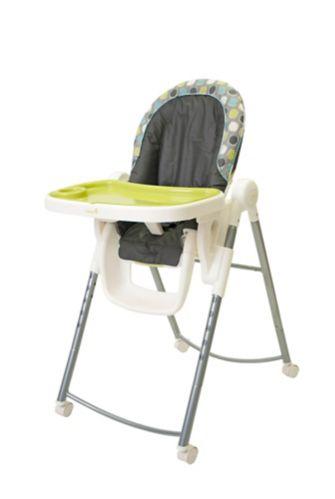 Chaise haute Safety 1st réglable