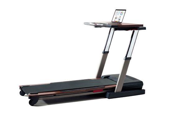 NordicTrack Desk PlatinumTreadmill