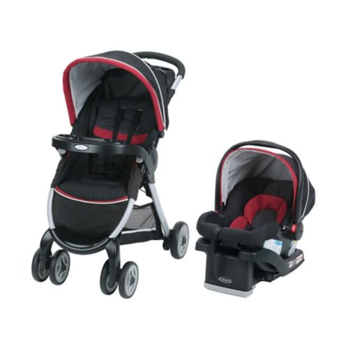 Graco Fast Action Click Connect 30 Car Seat, Weave