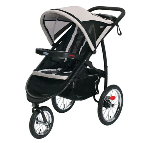 Siège Graco Fast Action Fold Jogger Click Connect, Pierce
