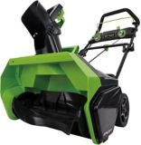 Greenworks 20 in Electric Snow Thrower, 40V | GREENWORKSnull