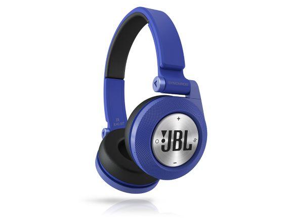 Casque d'écoute Bluetooth JBL E40, noir