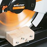 Evolution Multi-Purpose Chop Saw, 14-in | Evolution | Canadian Tire