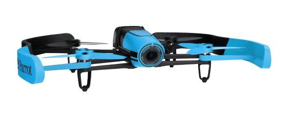 Drone Parrot Bebop Blue Area 1