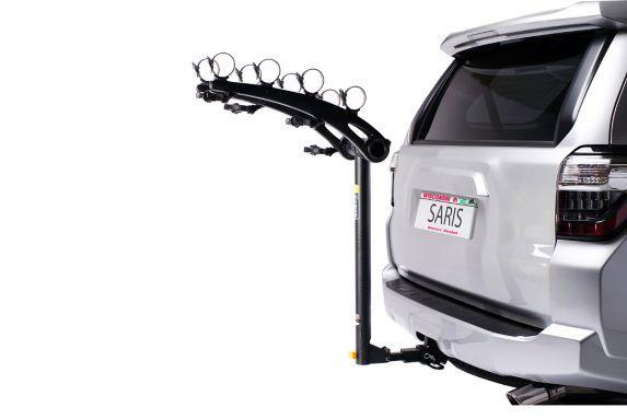 Support de coffre pour 4 vélos Saris Bones