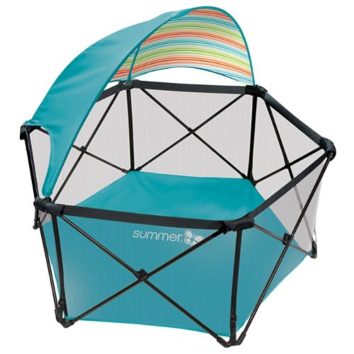 Summer Infant Pop 'n Play Ultimate Playard with Canopy Product image