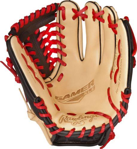 Gant de baseball Rawlings Gamer XLE, brun, 11,75 po