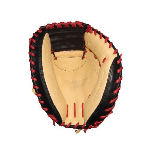 Rawlings Gamer XLE Catchers Glove, Regular, 33-in