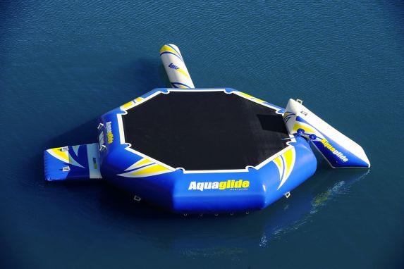 Aquaglide Rebound Trampoline, 16-ft