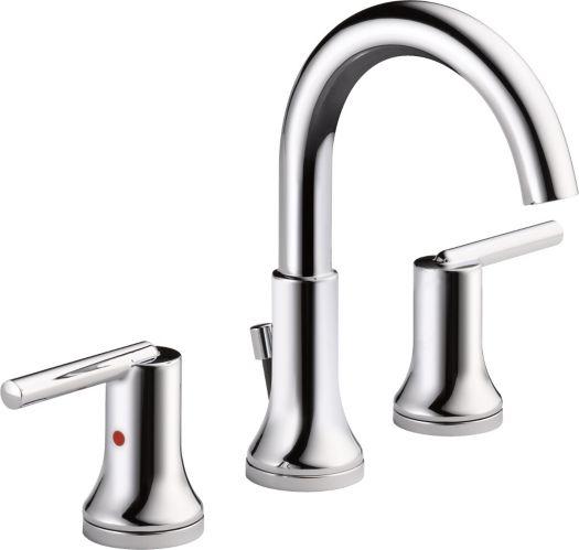 Delta Trinsic 2-Handle Widespread Lavatory Faucet
