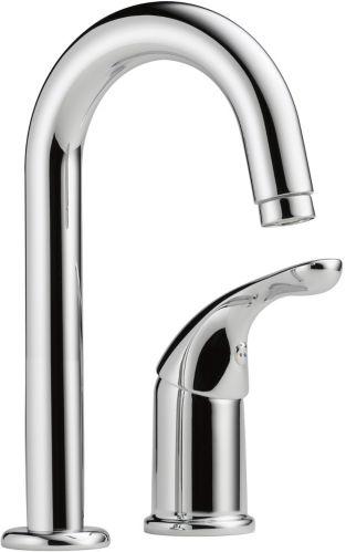 Delta 1-Handle Bar/Prep Kitchen Faucet, Chrome
