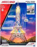 Meccano Eiffel Tower 2-in-1 Model Set | Spinnull