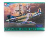 Tamiya Submarine Spitfire Mk.Vb Model Kit   Tamiyanull