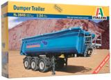 Italeri 1:24 Dumper Trailer Model Kit | Italerinull
