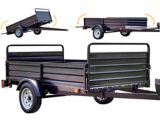 Detail K2 Mighty 5x7 Multi-Utility Boxed Trailer | Detail K2null