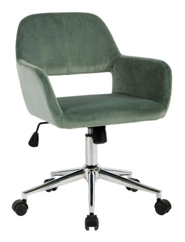Ross Mid-Back Office Chair, Cactus