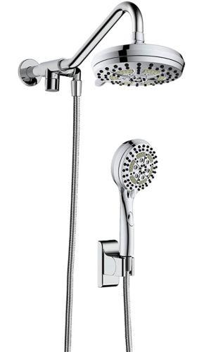 PULSE ShowerSpas Oasis Shower System, Chrome