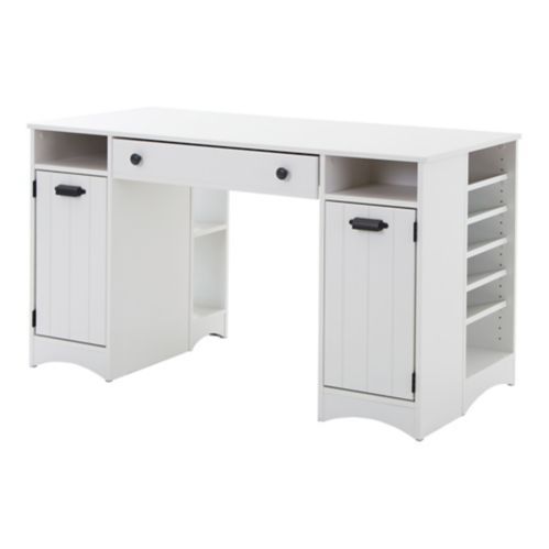 South Shore Artwork Craft Table With Storage Canadian Tire