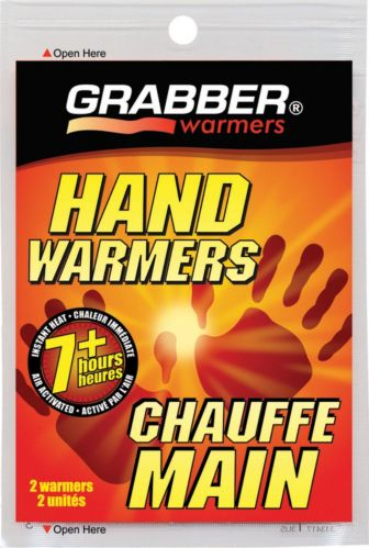 Grabber Hand Warmers, 1-pair