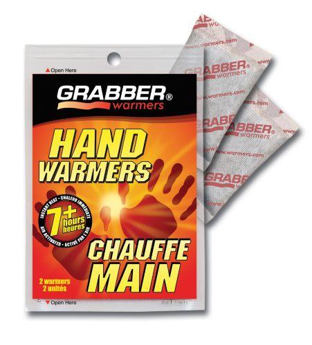 Grabber Hand Warmers, 2-pk