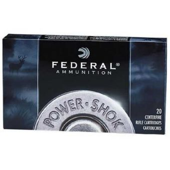 Federal  308 Calibre 150 Grain Centrefire Ammunition