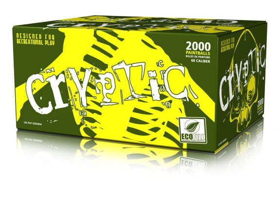 Cryptic Paintballs, 2000-ct Product image