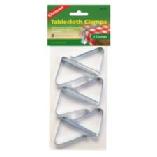 Coghlan S Tablecloth Clamps 6 Pk Canadian Tire