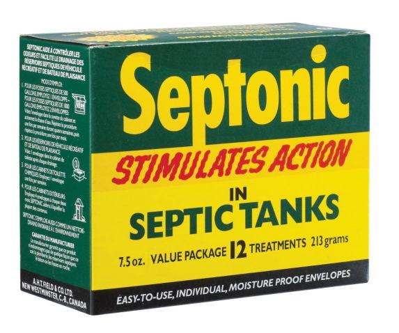 Traitement pour fosse septique Septonic, 213 g Image de l'article