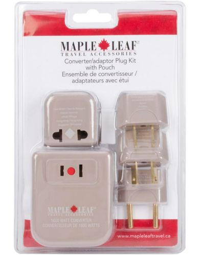 Maple Leaf Converter/Adapter Set